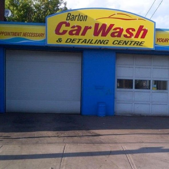 Barton Car Wash centre